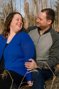Maywood-Outdoor-Couple-Portrait-Laughing-Trees-34