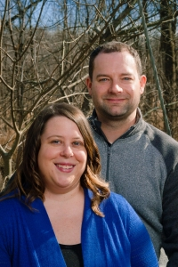 Maywood-Outdoor-Couple-Portrait-Trees-1