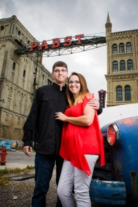 Pabst-Brewery-Milwaukee-Engagement-Portrait-Couple-Maegan-Patrick-015