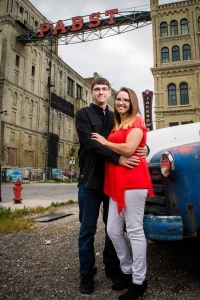 Pabst-Brewery-Milwaukee-Engagement-Portrait-Couple-Maegan-Patrick-016